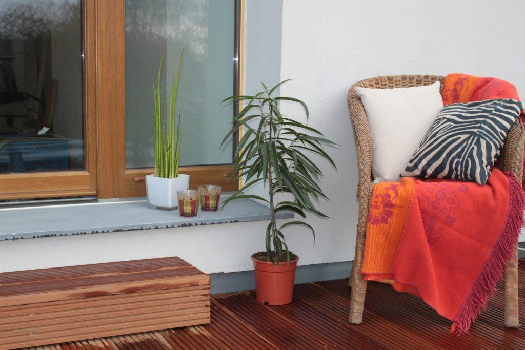 Anti Rutsch Beschichtung für Terrasse und Balkon