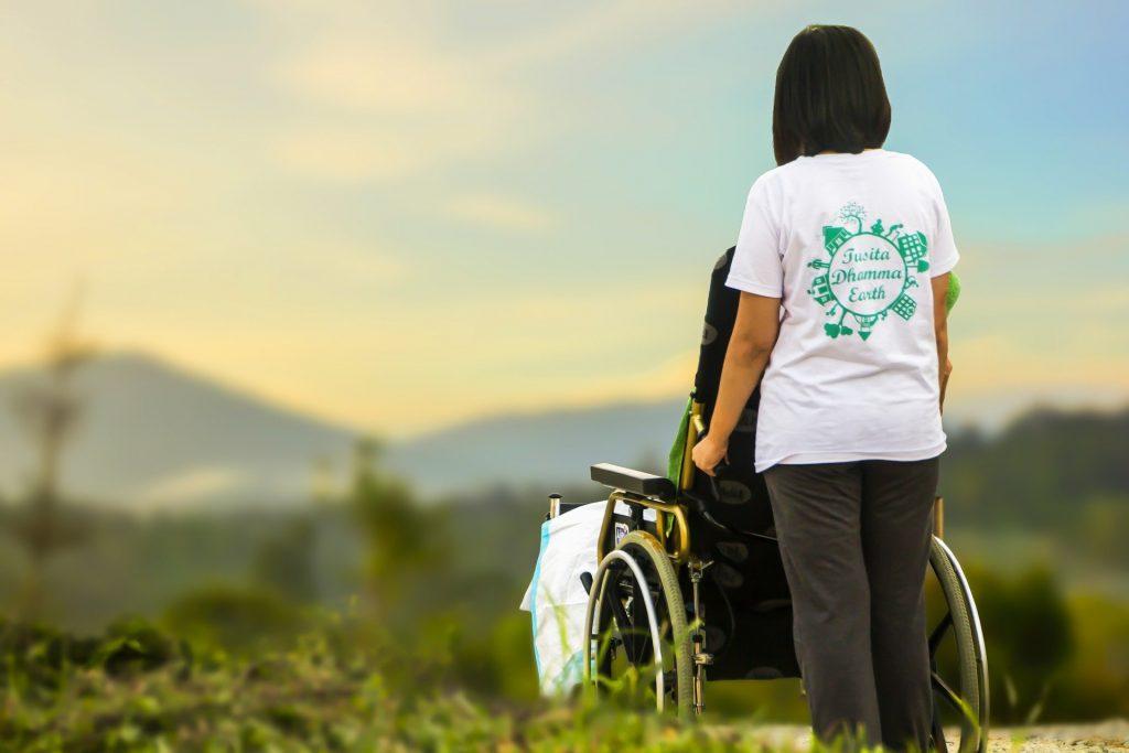 Pflege Senioren WG