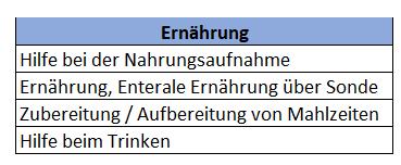 Aufgaben ambulanter Pflegedienst 2